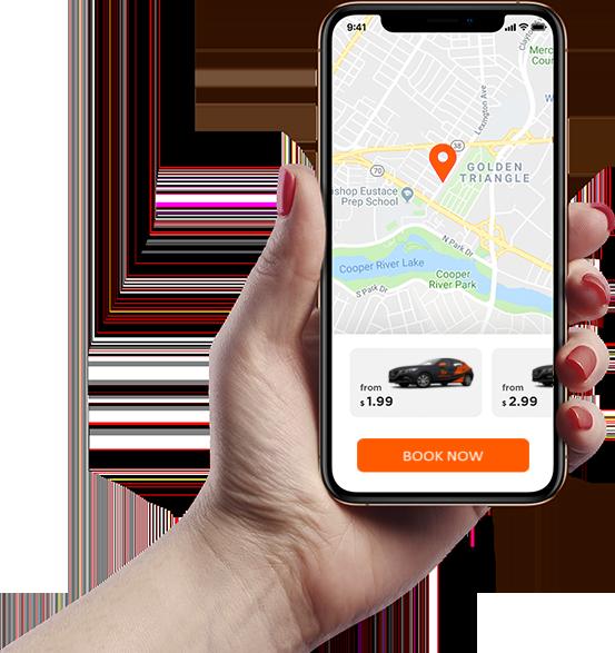 hand-app-orange