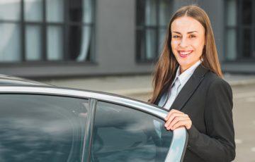 skip public transport and hire private car